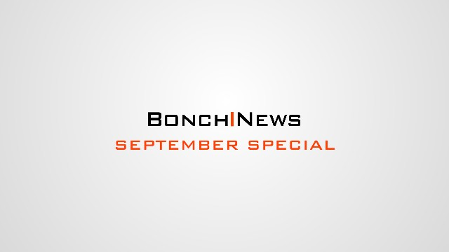 Bonch|News SEPTEMBER SPECIAL 2017