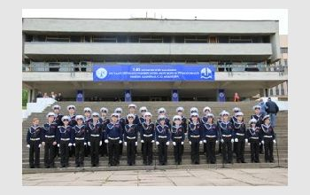 Торжественные мероприятия, посвященные 140-летию Института «Морская Академия» в ГУМРФ имени адмирала С.О. Макарова