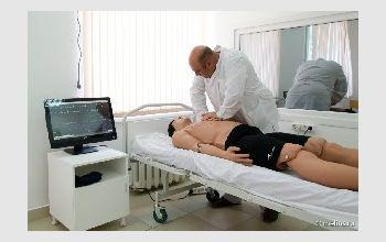 Студенты Мединститута МГТУ будут обучаться на уникальном роботе-пациенте