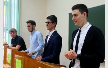 На факультете управления МГТУ состоялись первые выборы Президента студенческого самоуправления