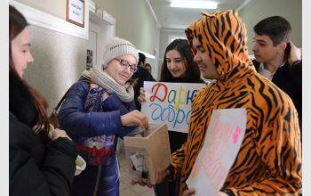 Студенты МГТУ организовали сбор средств для бездомных животных