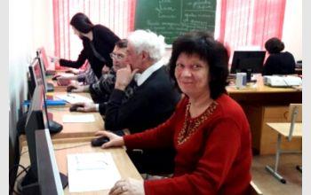 Студенты МГТУ реализуют проект «Адаптация пожилых людей Республики Адыгея в мире информационных технологий»