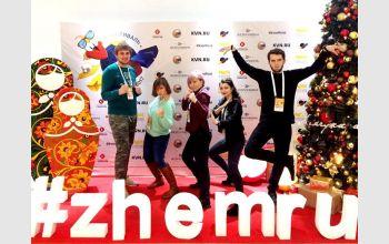 Студенты МГТУ на Международном фестивале «КиВиН-2017»