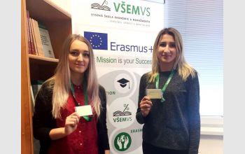 Студенты МГТУ участвуют в образовательном проекте Евросоюза «Erasmus+»