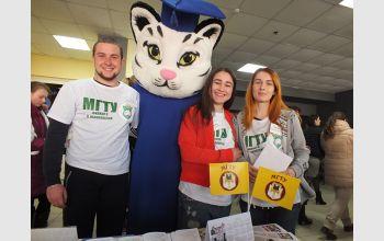Студенты МГТУ на краевой выставке учебных заведений «Абитуриент– 2017» в Краснодаре