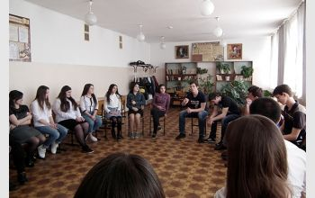 Студенты МГТУ приняли участие в психологическом тренинге