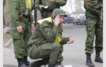 Военно-спортивная эстафета СибГУТИ