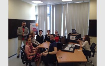 Завершилась программа обмена опытом для участников Ассоциации студенческих медиацентров из Санкт-Петербурга