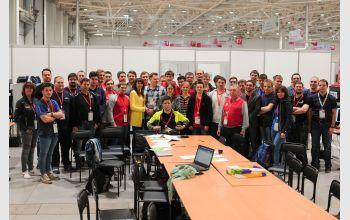 Студент БИИК СибГУТИ Артём Матвеев завоевал серебро на всероссийском чемпионате «Молодые профессионалы»