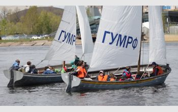 Морское многоборье – спортивное наследие ГУМРФ имени адмирала С.О. Макарова!