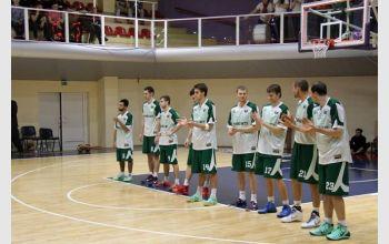 Баскетболисты «Динамо-МГТУ» завоевали бронзовые медали ЧР