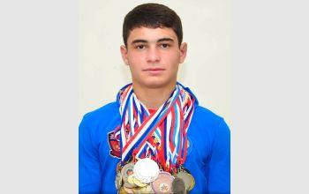Студент МГТУ стал чемпионом Европы по самбо среди юниоров