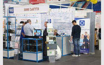 Филиал СибГУТИ принял участие в международной межотраслевой выставке
