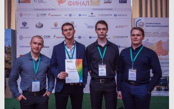Команда ТвГТУ «Система» - в топ-10 финалистов Международного инженерного чемпионата «Case-in»
