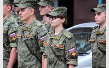 Курсанты УВЦ СибГУТИ вернулись с войсковых стажировок