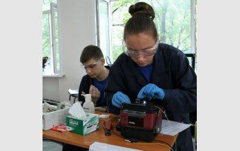 На базе ХИИК СибГУТИ прошел один из старейших конкурсов профессионального мастерства Дальнего Востока