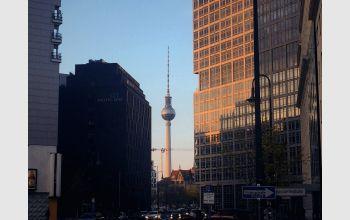 Взгляд со стороны или Сандра рекомендует: берлинская мечта