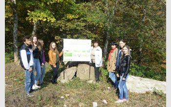 Студенты МГТУ очистили от мусора природоохранную зону