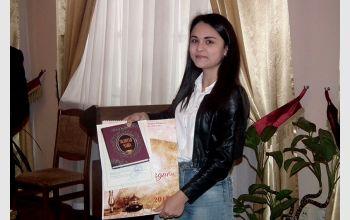 Студентка МГТУ стала призёром конкурса молодых литераторов «Созвездие»
