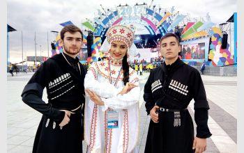 МГТУ на ВФМС-2017 в Сочи