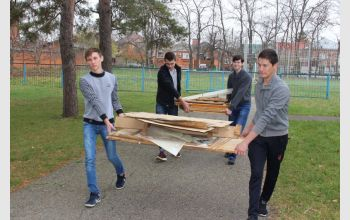 Студенты МГТУ реализуют благотворительный проект «Сотвори добро»