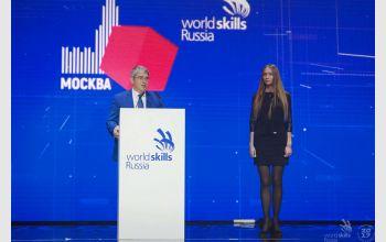 Студенты МГТУ на национальном чемпионате профмастерства «WorldSkills Russia»