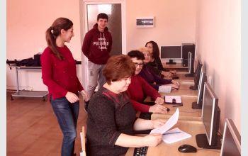 В МГТУ возобновили реализацию проекта по обучению пенсионеров компьютерной грамотности