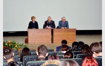 Встреча с министром внутренних дел по Адыгее