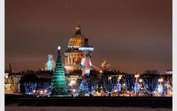 Топ-5 праздничных мероприятий в Санкт-Петербурге