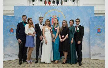 Губернаторский новогодний студенческий бал - 2017
