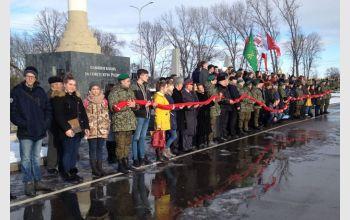 75-летие освобождения Северного Кавказа от немецко-фашистских захватчиков