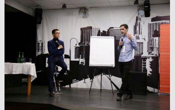 Бизнес-конференция «8 техник масштабирования бизнеса» в Майкопе