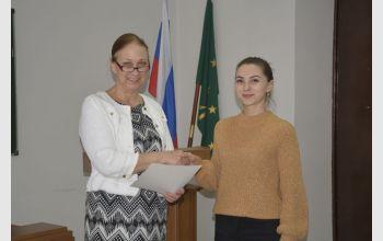 В МГТУ награждены активные члены студенческой комиссии по качеству образования