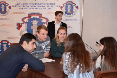 В МГТУ прошла региональная интеллектуальная игра «Эксперт в избирательном праве»