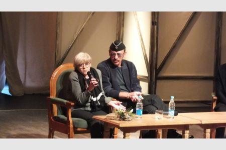 Творческая встреча с Алисой Фрейндлих и Михаилом Боярским