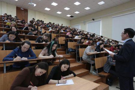 В Якутске более тысячи человек написали «Тотальный диктант»