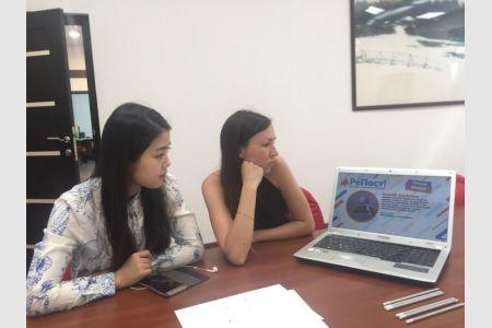 Медиацентр СПбГУТ развивает культурные связи с Китаем