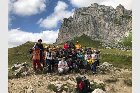 Слёт талантливой молодёжи республики Адыгея «Фишт-2018»