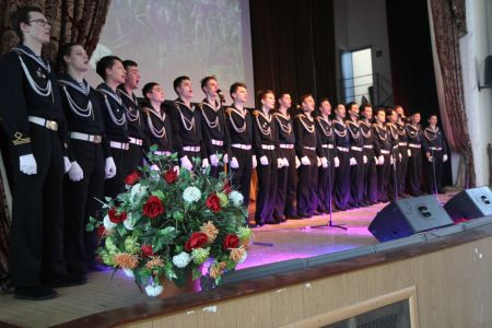 Концерт к Международному женскому дню «Ты женщина, и этим ты права» в ГУМРФ имени адмирала С.О. Макарова