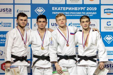 Студент МГТУ стал победителем первенства России по дзюдо