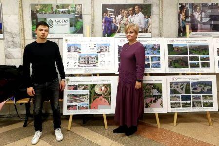 Студенты МГТУ стали дипломантами международного фестиваля 'Дни архитектуры)