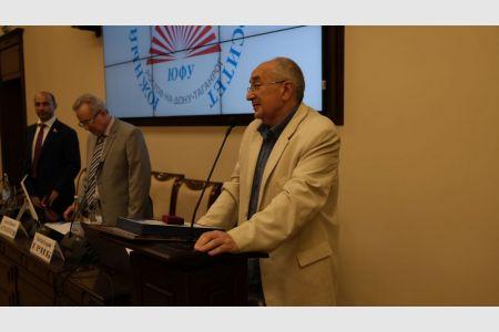 Ученый Крымского федерального университета стал лауреатом премии «Профессор года – 2019»