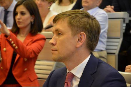 Визит министра цифрового развития, связи и массовых коммуникаций РФ в СПбГУТ