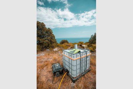 Установку для производства воды из воздуха запустят в Крыму в 2020 году