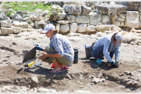 Студенты КФУ проходят археологическую практику