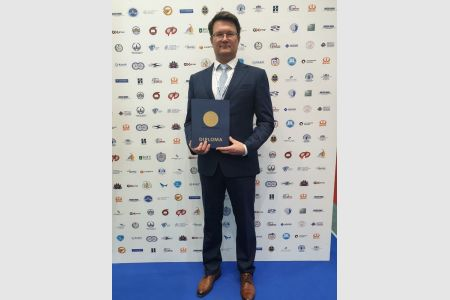 КФУ взял «золото» на Международной технической ярмарке в Болгарии
