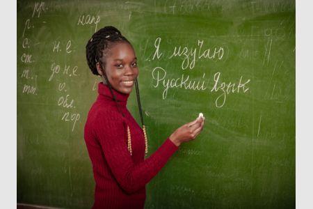 Студентка КФУ из Конго стала призером международного фестиваля дружбы