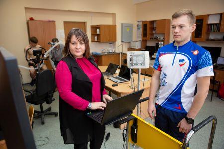 Биологи усовершенствуют систему отбора российских спортсменов
